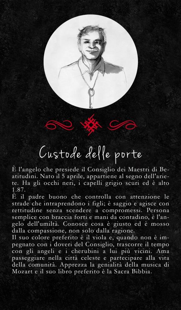 10-11-2014_Emilio Alessandro Manzotti_romanzo FRECCIA_Custode delle Porte