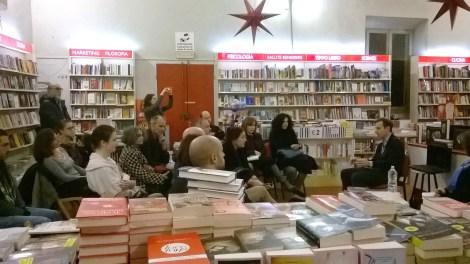Emilio Alessandro Manzotti_Presentazione Romanzo Freccia a Imola4