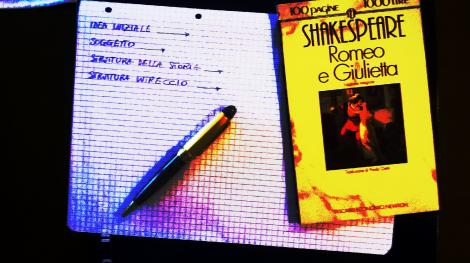 06-02-2015_Emilio Alessandro Manzotti_romanzo Freccia_dove cominciare per scrivere la tua storia
